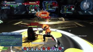 getlinkyoutube.com-DCUO: Fire dps healing like a Fire Tank on steroids(EXPLOIT) wtf is this game now
