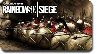 getlinkyoutube.com-Rainbow Six: Siege ► Spartan Style (Livestream Highlight)