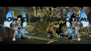 getlinkyoutube.com-AQWorlds - How to get More than 50 Free Ac Items