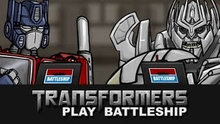 getlinkyoutube.com-Transformers Play Battleship