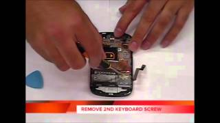 getlinkyoutube.com-How to replace Blackberry Q10 LCD Screen Replacement and Keyboard Complete Walkthrough Instructions