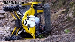 YAMAHA YXZ 1000R GETS ABUSED