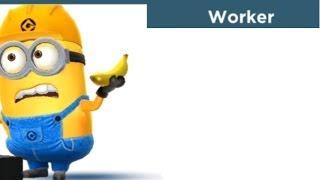 Despicable Me: Minion Rush - Worker Costume