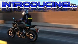getlinkyoutube.com-2015 Yamaha Fz-07 (Walkaround and review of the new bike)
