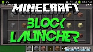 getlinkyoutube.com-How To Download Blocklauncher Pro for Minecraft PE 0.13.0 (Free Download)