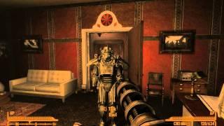 Fallout New Vegas- Avenger AP rounds don't work