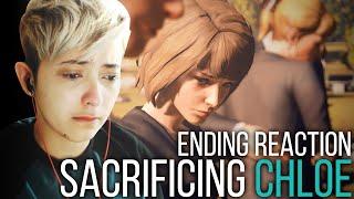 getlinkyoutube.com-Life is Strange Episode 5 Ending Reaction | Sacrifice Chloe