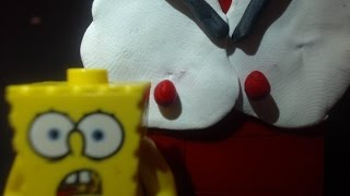 lego spongebob survival of the idiots
