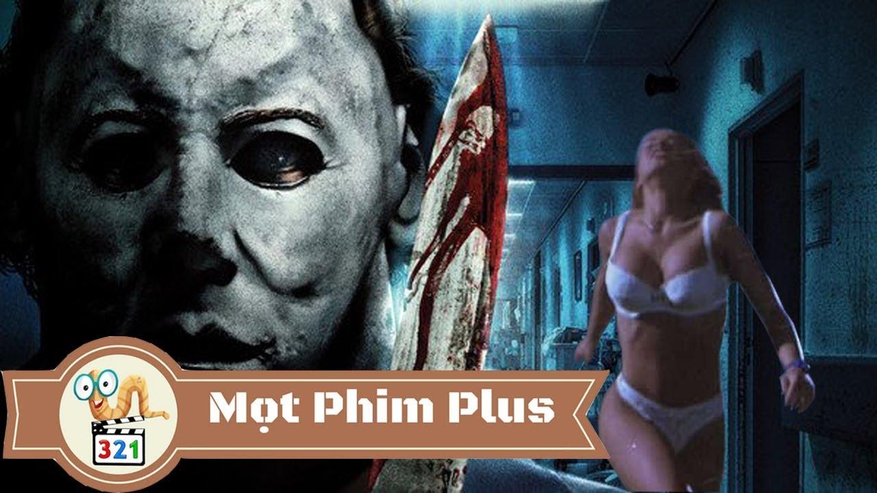Top 10 Cách Kết Liễu Michael Myers Phê Nhất Trong Loạt Phim Kinh Dị Halloween 2018 - 1978