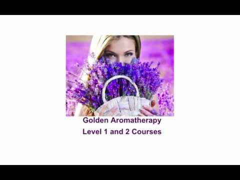 Golden Aromatherapy Essential Oils Online Course