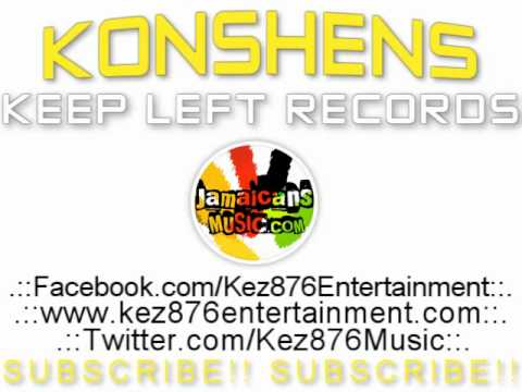Konshens - Mad Mi [Miss Petite Riddim] May 2012