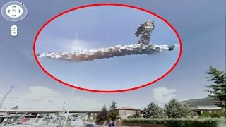 getlinkyoutube.com-5 Mysterious Events Ever Captured By Google Earth!