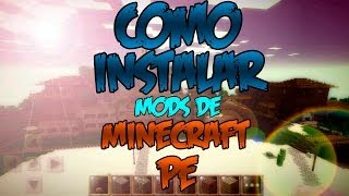 getlinkyoutube.com-Minecraft PE: Como descargar e instalar mods en Minecraft Pocket Edition