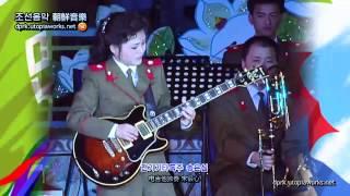 getlinkyoutube.com-은하수관현악단공연중에서 - 전기기타와 색스폰중주 《통일아리랑》