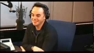 getlinkyoutube.com-Ant and Dec on The Chris Moyles Show March 2012 Part 1