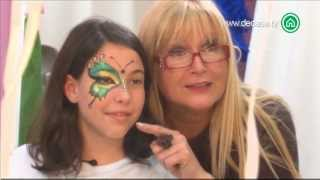 getlinkyoutube.com-Especial Maquillaje de Carnaval: Maquillaje para un disfraz de hada
