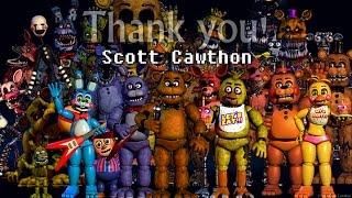 Thank you, Scott Cawthon