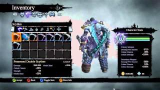 getlinkyoutube.com-Darksiders II Ultimate Possessed Weapons creation guide
