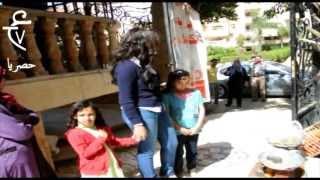 getlinkyoutube.com-الفيديو الممنوع الراقصة دينا فى سوق الخضار لابسة بنطلون جينس