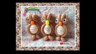 getlinkyoutube.com-COMO HACER UN BUHO.- HOW TO MAKE A OWL .