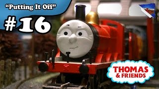 Thomas & Friends - Putting It Off #16 - CSP Model Series