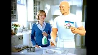 getlinkyoutube.com-Ellen Sirot - Hand Model - Mr. Clean Magic Eraser commercial, P & G