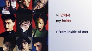 EXO  Monster Lyrics Video for Korean Learners