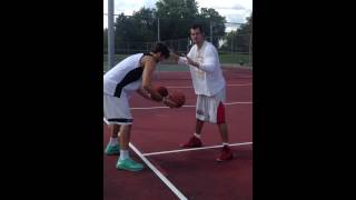 Partner Push Ball Handling