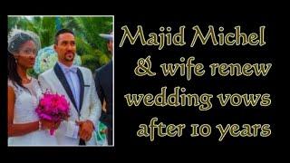 getlinkyoutube.com-Majid Michel and wife Virna Michel renew wedding vows | GhanaGist.com Video