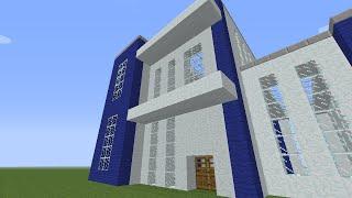 getlinkyoutube.com-【Minecraft】初心者でも簡単に作れる家!【4軒目】