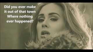 getlinkyoutube.com-Adele Hello - Letra (ingles)