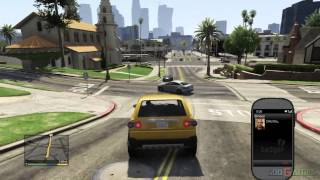 getlinkyoutube.com-GTA V PS3 Gameplay / Walkthrough / Playthrough / 1080P Part 3 - Complications