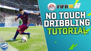 getlinkyoutube.com-FIFA 16 NO TOUCH DRIBBLING TUTORIAL / BEST DRIBBLING TRICK / HOW TO USE IT BEST