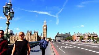 Londra - İngiltere Gezim  / London Eye, Big Ben, Westminster Bridge, Westminster Abbey/  Gezi Vlog width=