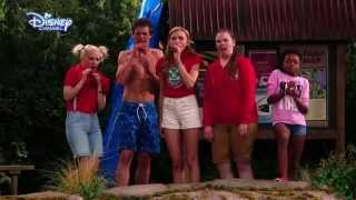 getlinkyoutube.com-Bunk'd | Camp Kikiwaka Song | Official Disney Channel UK