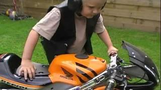 getlinkyoutube.com-Minibike racing