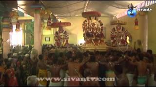 சுன்னாகம் கதிரமலைச் சிவன் கோவில் தேர்த்திருவிழா