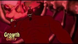 getlinkyoutube.com-Satan grows to rampage!