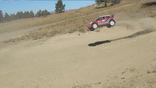getlinkyoutube.com-1:5 Losi 5ive-T Mini WRC Bash Gas