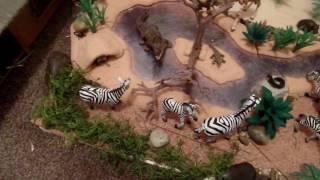 getlinkyoutube.com-Updated Schleich Wildlife Reserve Tour!