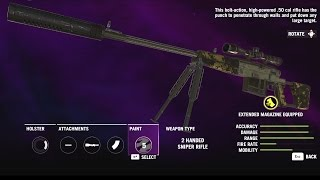 getlinkyoutube.com-Far Cry 4 - how to get the Z93 sniper rifle early , EVGA GTX 980 @ 1574/2000 + 4790k @ 4.8 Ghz