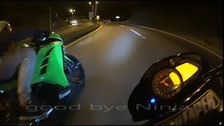getlinkyoutube.com-Pulsar 200 NS vs Ninja 300 | Ninja  250 | Yamaha R3 | Kawasaki Victor M