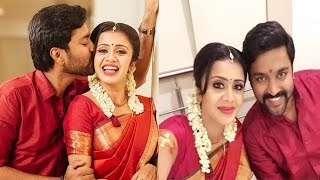 getlinkyoutube.com-Sun Music VJ Anjana - Chandran Marriage Videos Exclusive