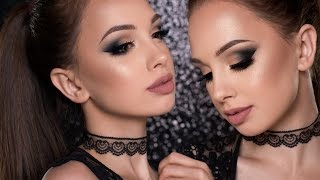 getlinkyoutube.com-Black Smokey Eye Makeup Tutorial