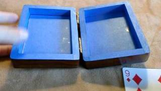 getlinkyoutube.com-Card Box Switch. (HD)