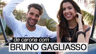 getlinkyoutube.com-#DeCarona Bruno Gagliasso / filhos, crise no casamento, Dupla Identidade, Fernando de Noronha e mais