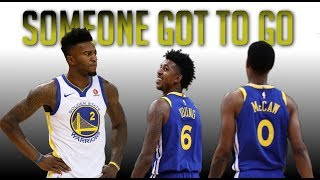 How can the Warriors fix their Bench?