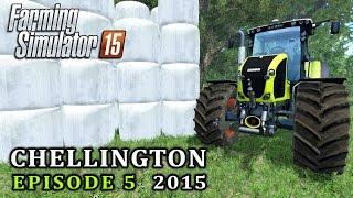 getlinkyoutube.com-Let's Play Farming Simulator 15 | Chellington 2015 | Episode 5
