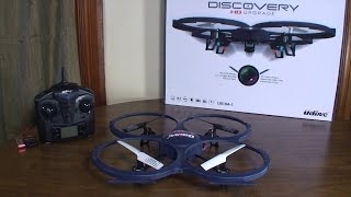 getlinkyoutube.com-UDI R/C - U818A-1 - Review and Flight