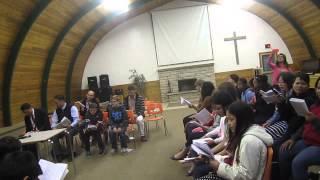we love the church life..2015 camp evergreen
